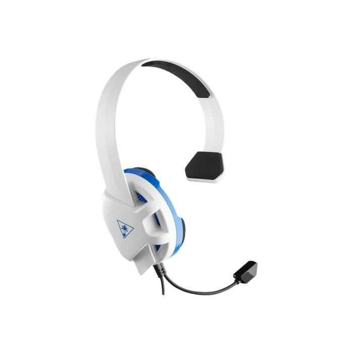 CASQUE AVEC MICROPHONE TURTLE BEACH Casque Gamer Recon Chat TBS-3346-02 -