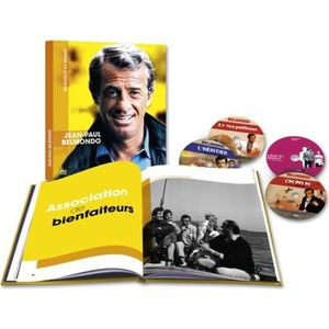 DVD FILM DVD Coffret Jean-Paul Belmondo