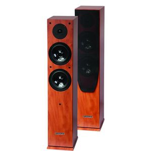 MADISON MAD-65 Paire d'enceintes Hi-fi ? 2 voies 120W Bois