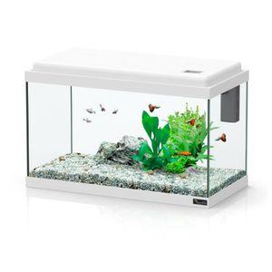 AQUARIUM Aquarium Funny Fish 50 Blanc - Aquatlantis