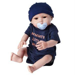 POUPÉE Réaliste Reborn bébé poupée 55cm nouveau-né poupée