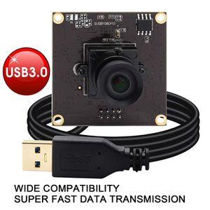 Android ELP Webcam Faible /éclairage 1080P Grand Angle R/églable 2.8-12mm Vario Objectif Low Illumination Mini Cam/éra 1//2.9 pouce IMX322 Cam/éra Web pour Linux Windows
