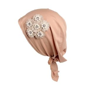 ECHARPE - FOULARD Femmes Musulman Stretch Turban Chapeau Chemo Cap P