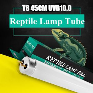 ÉCLAIRAGE HY T8 45Cm Uvb 10,0 15W Tube Fluorescent À Reptile
