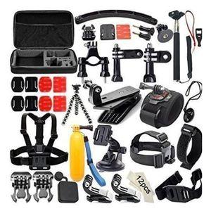 PACK ACCESSOIRES PHOTO Kit Photo d'Accessoires pour GoPro Hero 4-5 Sessio