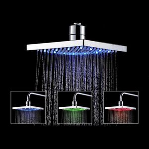 pomme de douche led achat vente pomme de douche led pas cher cdiscount. Black Bedroom Furniture Sets. Home Design Ideas