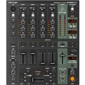TABLE DE MIXAGE Table de Mixage D.J. DJX900 USB