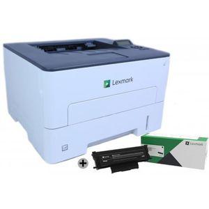 IMPRIMANTE LEXMARK Imprimante Laser Monochrome B2236dw + Cart