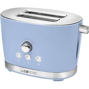 GRILLE-PAIN - TOASTER Grille-pain Clatronic Toaster TA 3690 - Bleu U