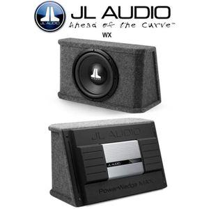 SUBWOOFER VOITURE Caisson amplifie JL AUDIO PWM112-WXJX - CAISSON DE