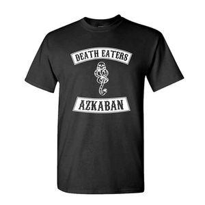 T-SHIRT Death Eaters Motorcycle Biker Club Potter - Mens C