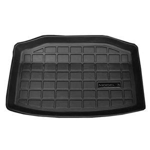 Tapis de Sol de Voiture de qualit/é avec Clips antid/érapants et r/ésistants /à leau pour Vauxhall Corsa E 2014-2018