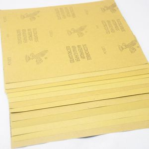 Feuille abrasive 3M 618 /à sec 230x280 Grain 180 x 50