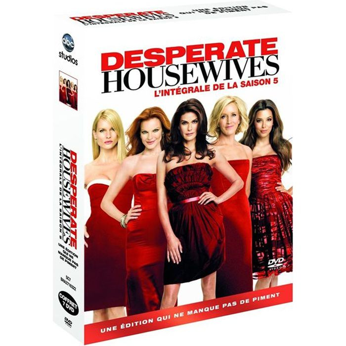 dvd desperate housewives film sur enperdresonlapin. Black Bedroom Furniture Sets. Home Design Ideas