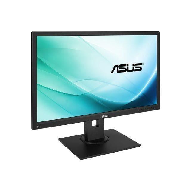 ASUS Ecran LED BE249QLB - 24- - Full HD - Dalle IPS - DVI-D - DisplayPort - Noir