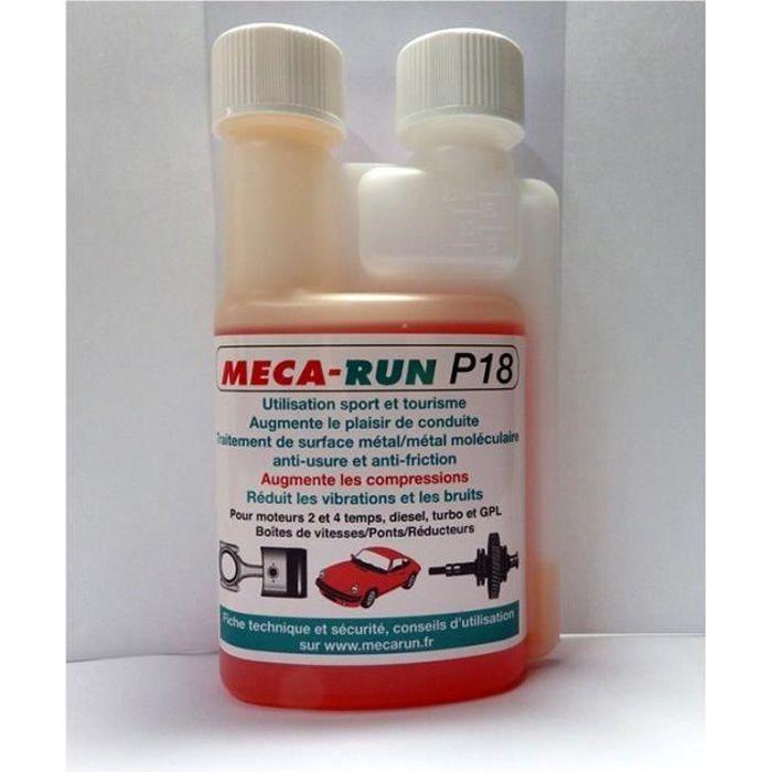 Meca Run P18 - anti usure moteur