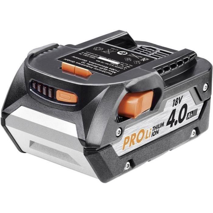 Packs batterie pour outils sans fil AEG L1840R Batterie 18 V – 4 Ah 189382