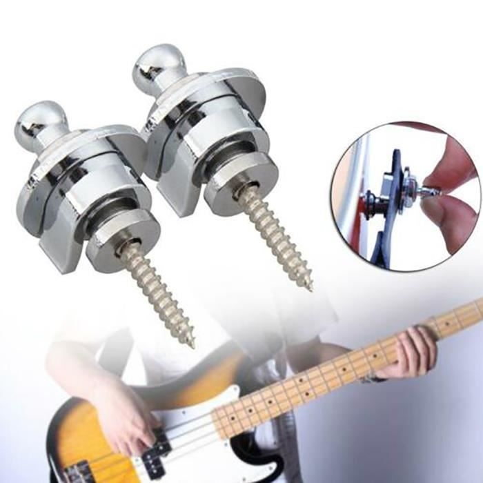 Sangle universelle pour guitare électrique