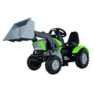 SMOBY Big Tracteur John XL