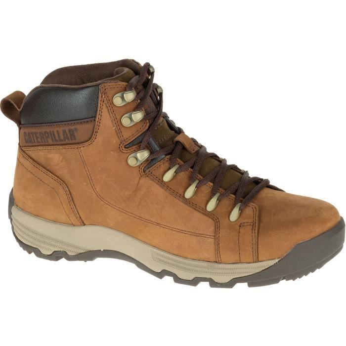 Caterpillar Supersede P720290 chaussures de randonnée pour homme Marron