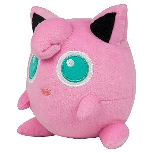 Tomy Pokémon Petit peluche, Rondoudou I7TQF