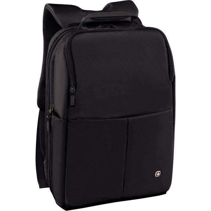Wenger Reload sac à dos pour portable avec tablette de poche 14- - Noir