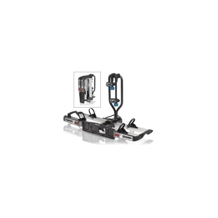 XLC - Porte-Vélos Azura Easy Ledp.Attelage Pliable