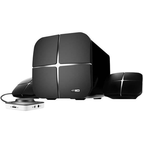 ENCEINTE NOMADE Enceintes PC Bluetooth Lansing EIDON 38 W noir