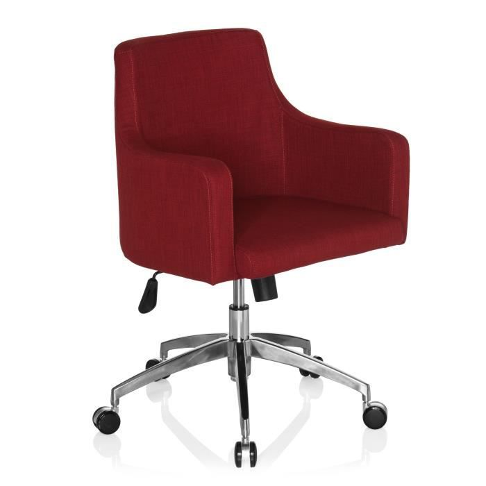 chaise de bureau chaise pivotante shape 200 achat vente chaise de bureau rouge cdiscount. Black Bedroom Furniture Sets. Home Design Ideas