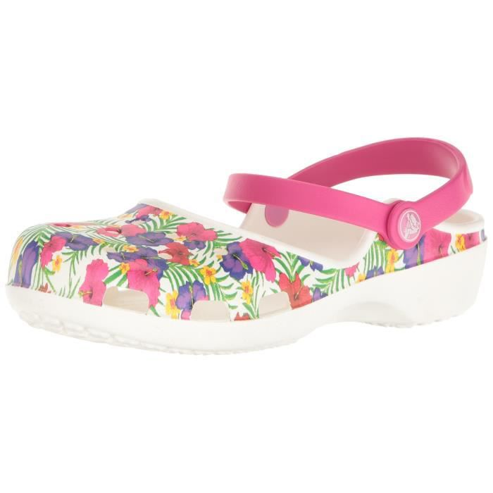 Crocs Karin Graphic Clog W Mule GDRCC Taille-41 Cw409d03f