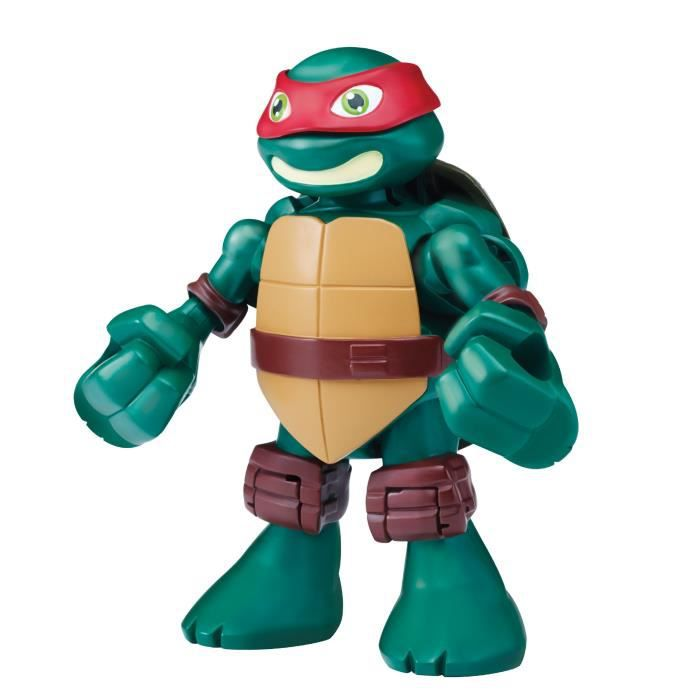 POUPON TEENAGE MUTANT NINJA TURTLES Pré-Cool Heroes Half
