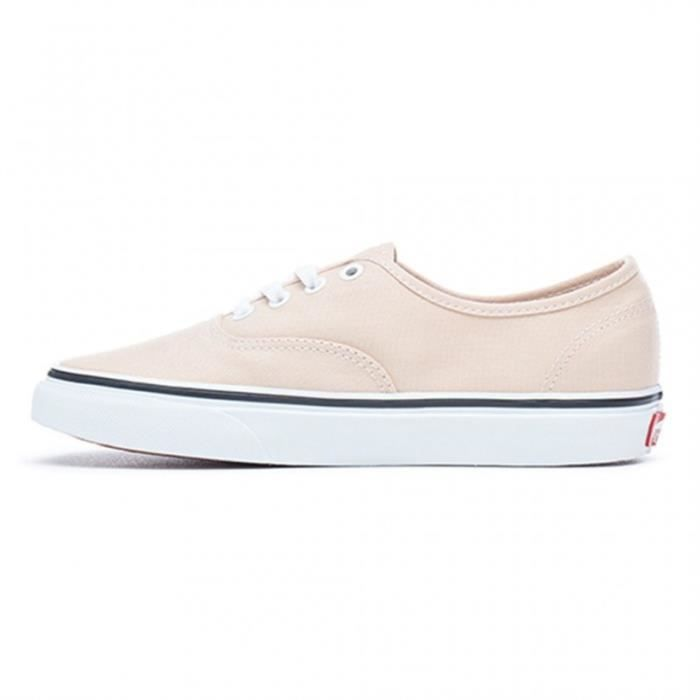 Authentic Basket Chaussure Vert beige Vans w4cT8Rq