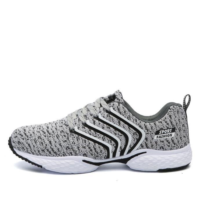 Basket Homme Chaussures de Sport Casual Outdoor Sneakers