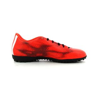Chaussures Adidas F5 rouges homme 2tae79
