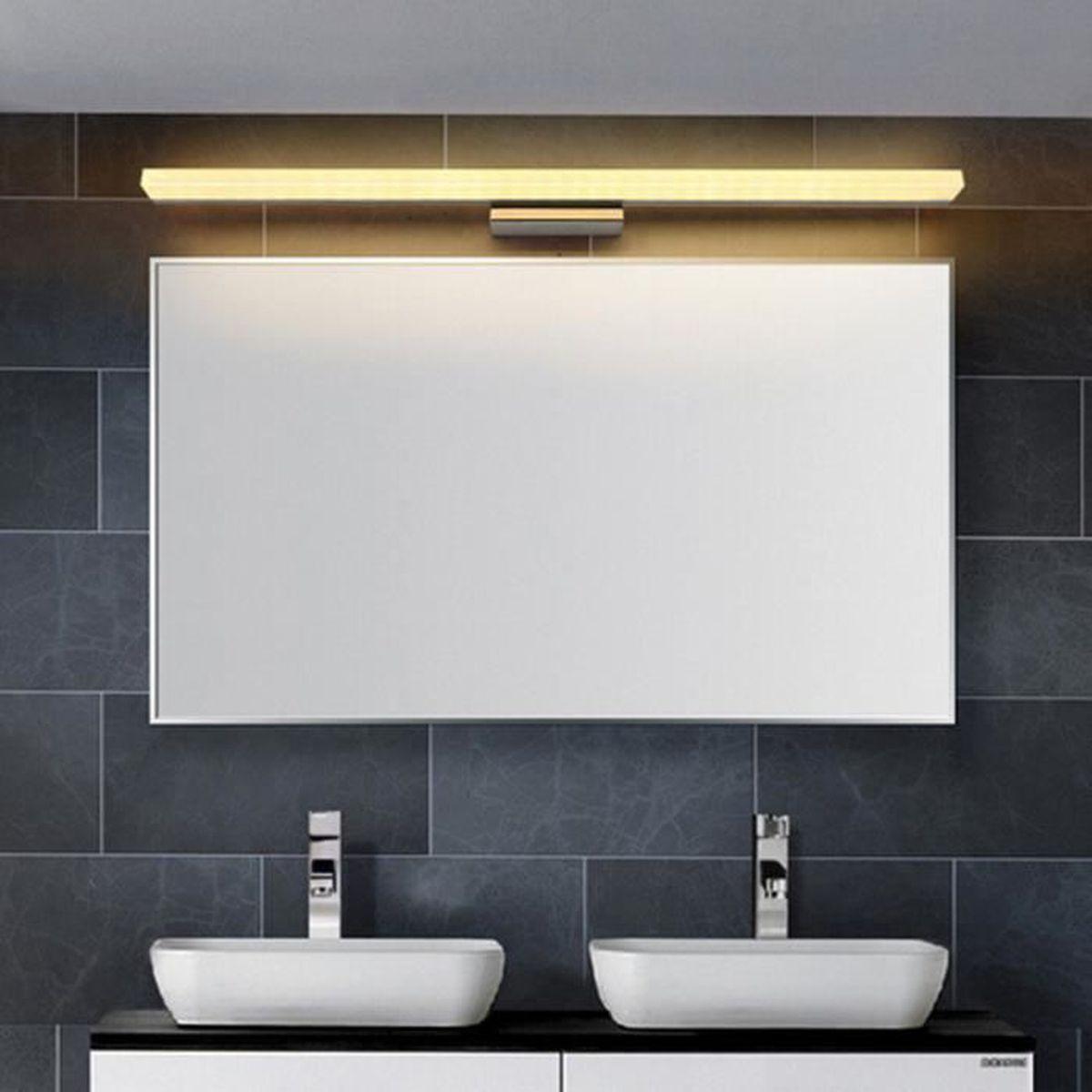 Tableau Salle De Bain 7w salle de bain mural miroir tableau led lampe applique