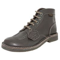 Chaussures montantes Kickers Kick col bronze HQD1s7