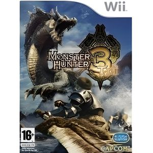 JEUX WII MONSTER HUNTER 3 / JEU Wii