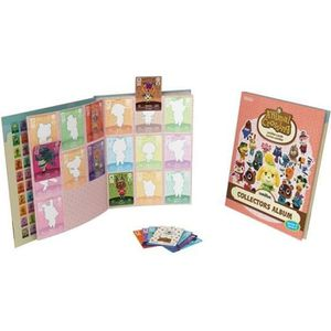 CARTES DE JEU Album Animal Crossing Série 4 Collector + 3 cartes