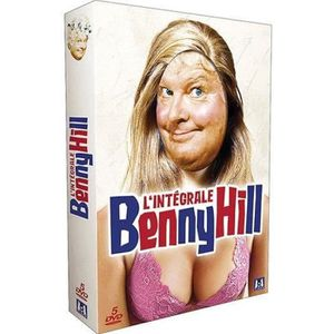 BLU-RAY SÉRIE Collection Benny Hill intégrale - En DVD