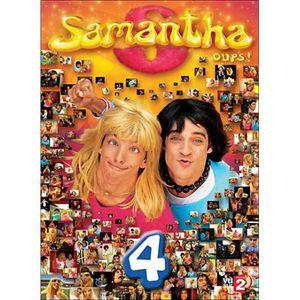 DVD SÉRIE DVD Samantha oups !, vol.4