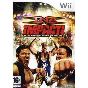 JEUX WII TNA IMPACT !