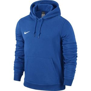 d8d8c41a32838 SWEAT-SHIRT DE SPORT NIKE Sweat à capuche Team Club Hoody - Enfant - Bl ...