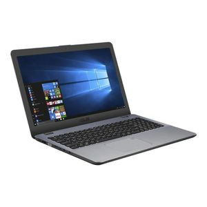 ORDINATEUR PORTABLE ASUS P1501UA GQ502R Core i3 7100U - 2.4 GHz Win 10