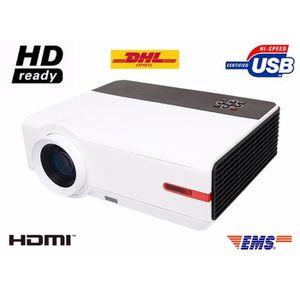 Vidéoprojecteur 1080P Résolution native 1920 x 1080 FULL HD 5000 L