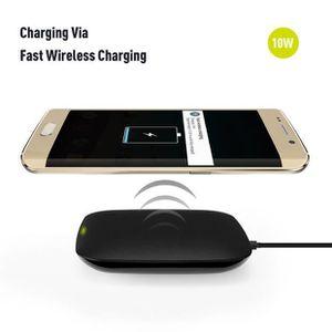 CHARGEUR TÉLÉPHONE Nouvelle arrivée Qi pad rapide chargeur sans fil p