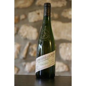 VIN BLANC Chateau de Chamboureau, cuvee d'avant, Savennie…