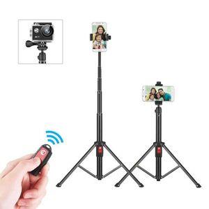 TRÉPIED Trépied flexible Selfie bâton support avec télécom