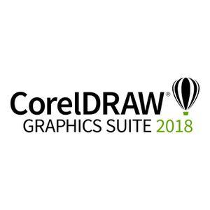 MULTIMÉDIA CorelDRAW Graphics Suite 2018 Pack de boîtiers (mi