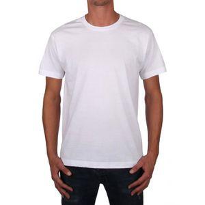 Lot tee shirt blanc - Achat / Vente pas cher