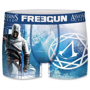 FREEGUN Boxer Homme Assassin/'s Creed Light 2